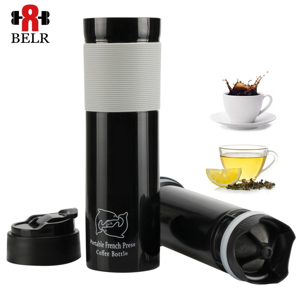 Новинка; Лидер продаж Кофе Чай Бутылки для воды кемпинг Портативный 3rd поколения францу ...