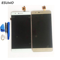 ESUWO Tested LCD Display Assembly For Oukitel K4000 Lite LCD Screen Touch Screen Digitizer Glass Tools