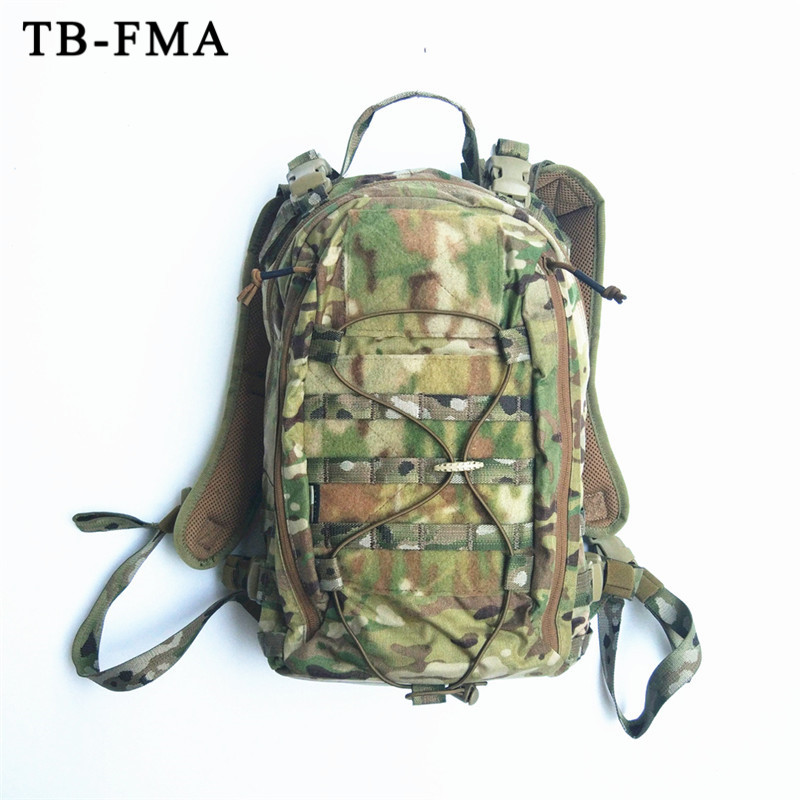 купить TB-FMA Multicam Assault Backpack New Removable Operator Pack Travelling Modular Pack Hunting Tactical Bag Multicam Free Shipping по цене 6527.76 рублей