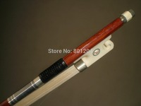 1 PC Quality Brazil Wood Violin Bow 4/4 with white bow hair 121#
