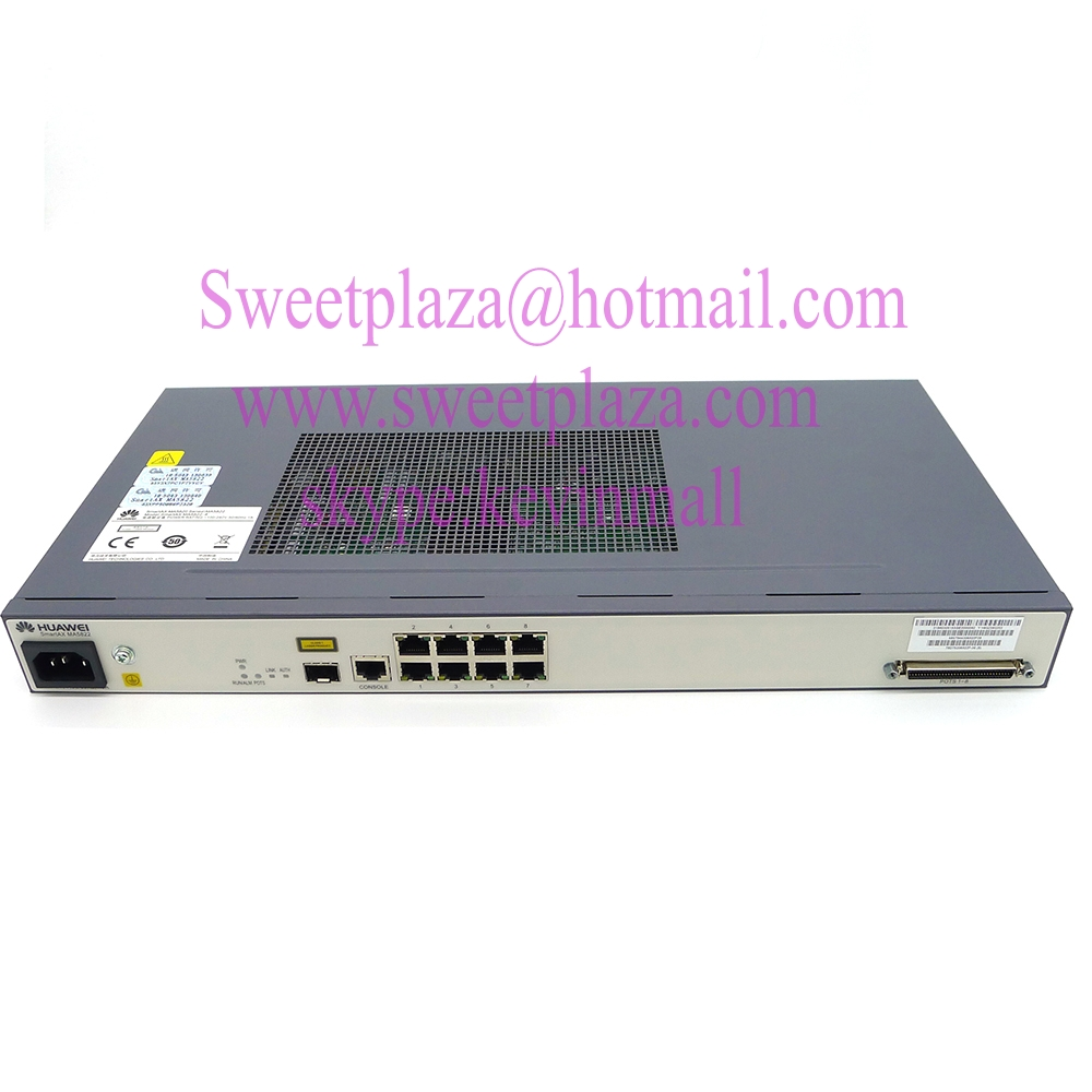 Original Hua Wei 10g Onu/switch Smartax Ma5822-8 With 1*10g Uplink Networking Computer & Office 8 Ports Fe Lan Ports+8 Pots/voice Ports From Ma5820 Series Attractive Fashion