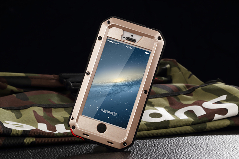HTB1qYaHeGSWBuNjSsrbq6y0mVXa7 Heavy Duty Protection Doom armor Metal Aluminum phone Case for iPhone 11 Pro Max XR XS MAX 6 6S 7 8 Plus X 5S 5 Shockproof Cover