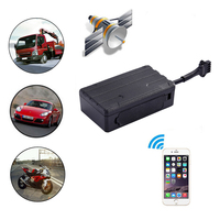 Auto Vehicle Motorcycle Car GPS Tracker Anti Lost Monitor GPS GSM GPRS Real Time Tracking Device