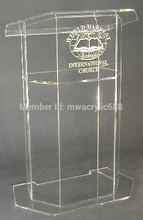 цена на pulpit furnitureFree Shipping Beautiful Easy Cheap Acrylic Podium Pulpit Lecternacrylic pulpit