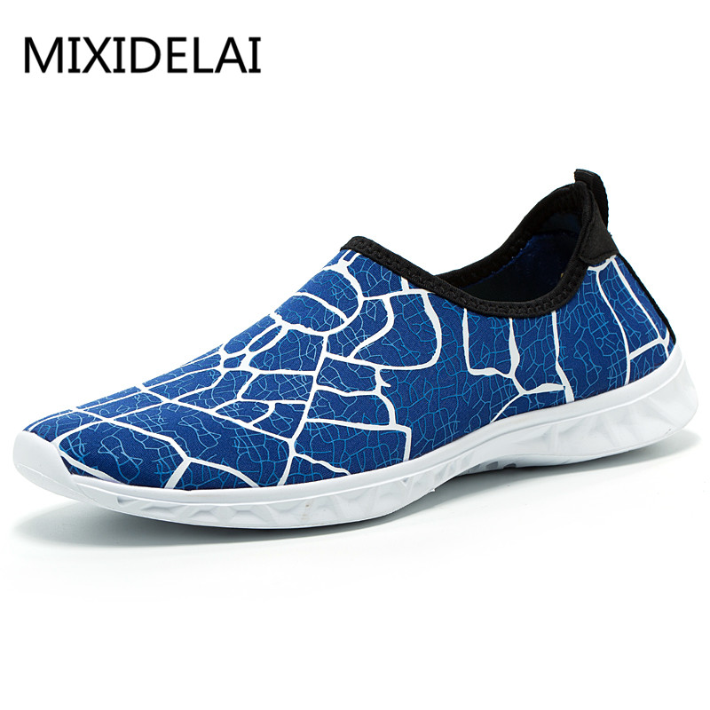 Summer Men Mesh Shoes Big Size Male Casual Shoes Breathable Slip-On Chaussure Homme Light Soft Men Summer Shoes Big Size dekabr brand 2018 summer shoes new arrivals lace up casual shoes mesh breathable light weight male soft men shoes big size 38 45