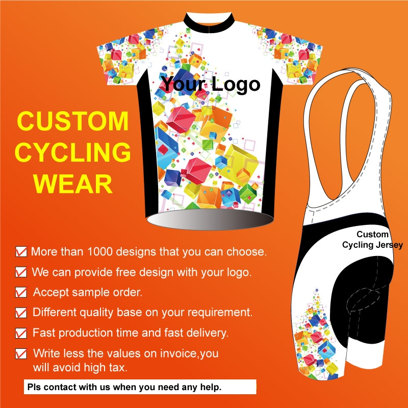 Lycra quick-dry custom bike wear cycling jersey/custom designed cycling clothes bike jerseys/oem sublimation bicycle jersey