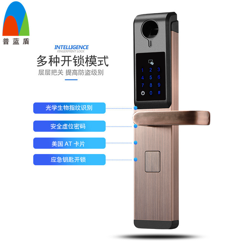 2018 Time-limited Sale Security Doors Fingerprint Lock Stainless Steel Electronic Combination Smart Card Door Apartment цена