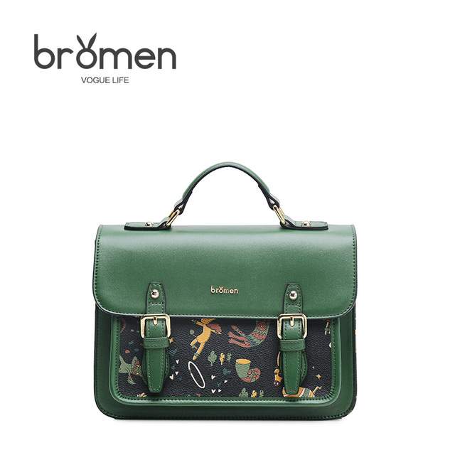 Tassen Design bromen crossbody bags for leather handbags pvc printing