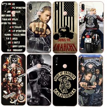 huawei p20 coque sons of anarchy