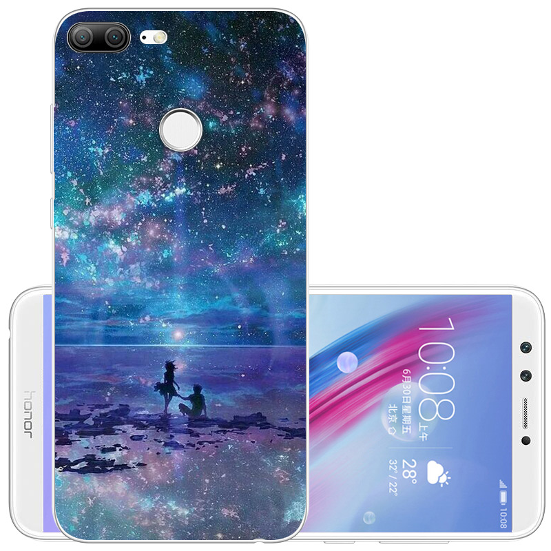Fitted Cases Phone Bags & Cases Intelligent Novelty Painted Case Cover For Huawei Nova Lite 3 Cases Coque For Huawei P Smart 2019 Tpu Phone Bags For Huawei Honor 10 V10