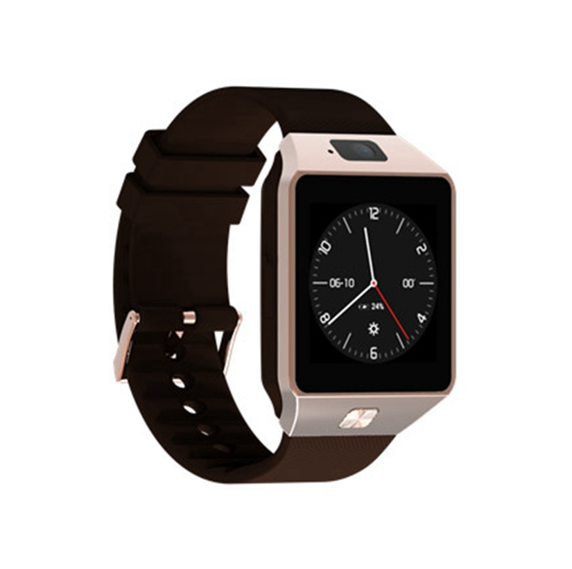 Bluetooth Sport Andriod SmartWatch Camera sim call SMS phone intelligent Clock Music play Support GSM Pk DZ09 U8 Q18 in Smart Watches from Consumer Electronics