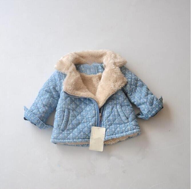 YC04160164 2018 Baby Girl Winter Jacket Girl Coat Kids