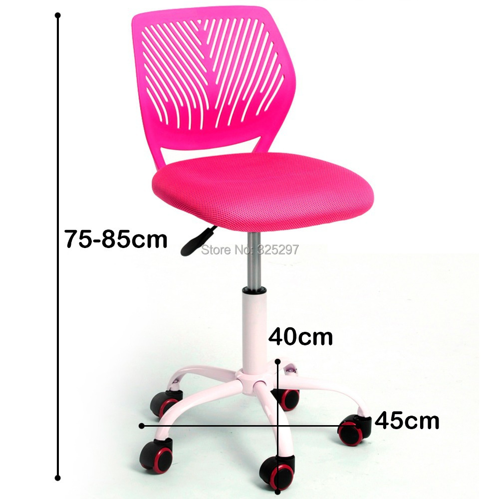 Pink Office Chairs Us 54 Carnation Simple Pink Office Chair Pink Office Computer Chair In Office Chairs From Furniture On Aliexpress Alibaba Group