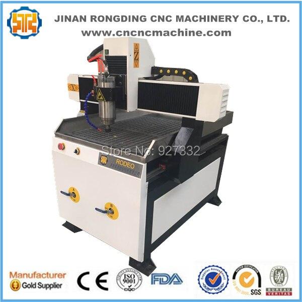 با کیفیت بالا روتر cnc چوب سایز 600x900 / - ماشین آلات نجاری