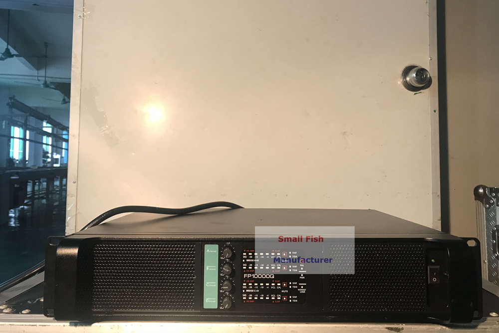 Image 2 - New 4 Channel Amplifier FP10000Q Line Array Amplifier Audio Professional Dj Power Amplifier Subwoofer Power Supply Amplifier-in Stage Lighting Effect from Lights & Lighting