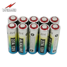 10x Wama 27A 12V Primary Dry Batteries G27A MN27 MS27 GP27A A27 L828 V27GA Alkaline Electronic Car Remote Toys Battery