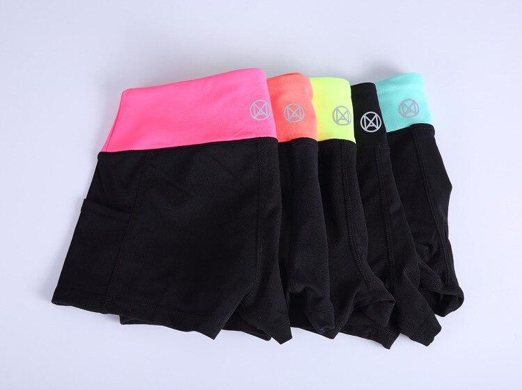 Sieviešu sporta fitnesa jogas šorti novājēšanai pludmales - Sporta apģērbs un aksesuāri - Foto 6