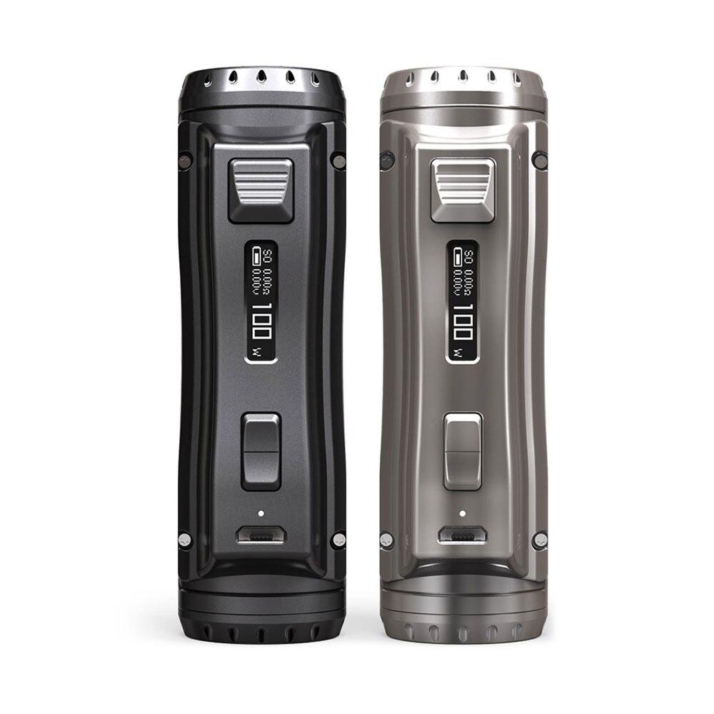 120W Ehpro acier froid 100 boîte MOD w/0.0018 S ultra-rapide vitesse de cuisson puissance de 18650/20700/21700 batterie vs glisser 2 Mod/Punk 86W - 6