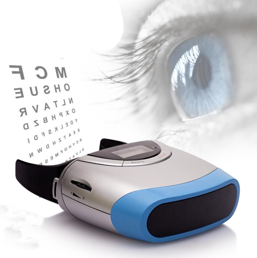Acupuncture Laser Eye Massager II 3D Visual Recovery Equipment Treatment Of Myopia Instrument