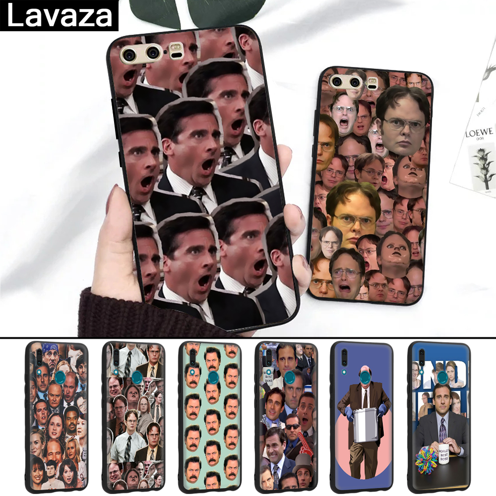 Lavaza TV show Remarkable Silicone Case for Huawei P8 Lite 2015 2017 P9 2016 Mini P10 P20 Pro P Smart 2019 P30 image
