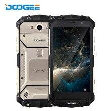 Doogee S60 IP68 Водонепроницаемый телефон противоударный 4 г LTE отпечатков пальцев Смартфон Android 7.0 nougat 6 + 64 1920*1080 quick charge 5580 мАч