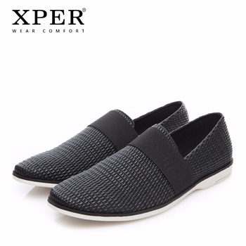 Men Loafers Shoes by XPER