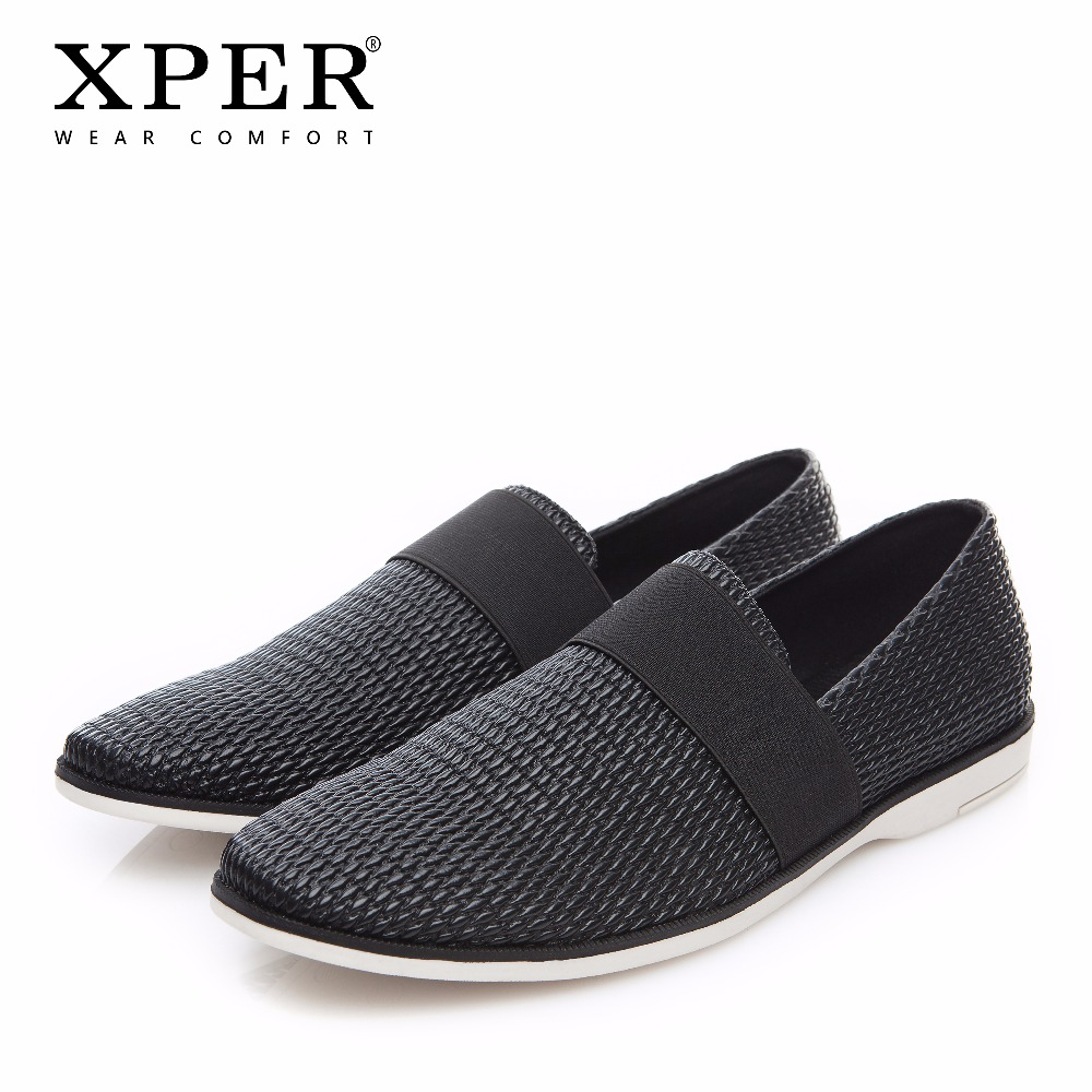 2018 XPER Fashion Men Casual Shoes Spring Summer Men Loafers Male Slip-on Flat Walking Shoes Soft Outdoor Footwear #XHY18020/21 northmarch men casual shoes breathable summer men shoes slip on soft flat shoes for men fashion men s loafers shoe footwear