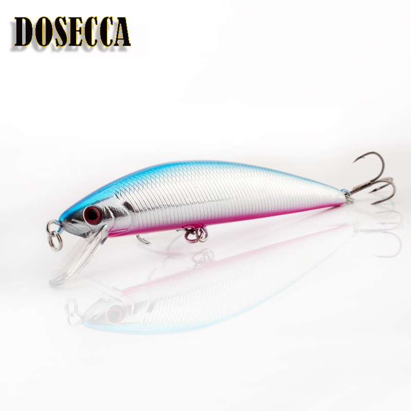 Minnow Fishing Lures 1PC 130mm 34g Full swimming layer Hard Bait With high quality 3 Hooks Fishing Tackle Bait Lure seanlure high quality 6cm 6 3g 5pcs pack popper bait bionic lure fishing hard lure plastic bait treble hooks fishing tackle