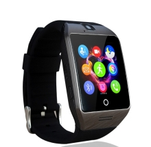 Smart uhr mit Touchscreen kamera TF karte smartwatch fall für apple iphone und samsung sony xiaomi Huawei android telefon