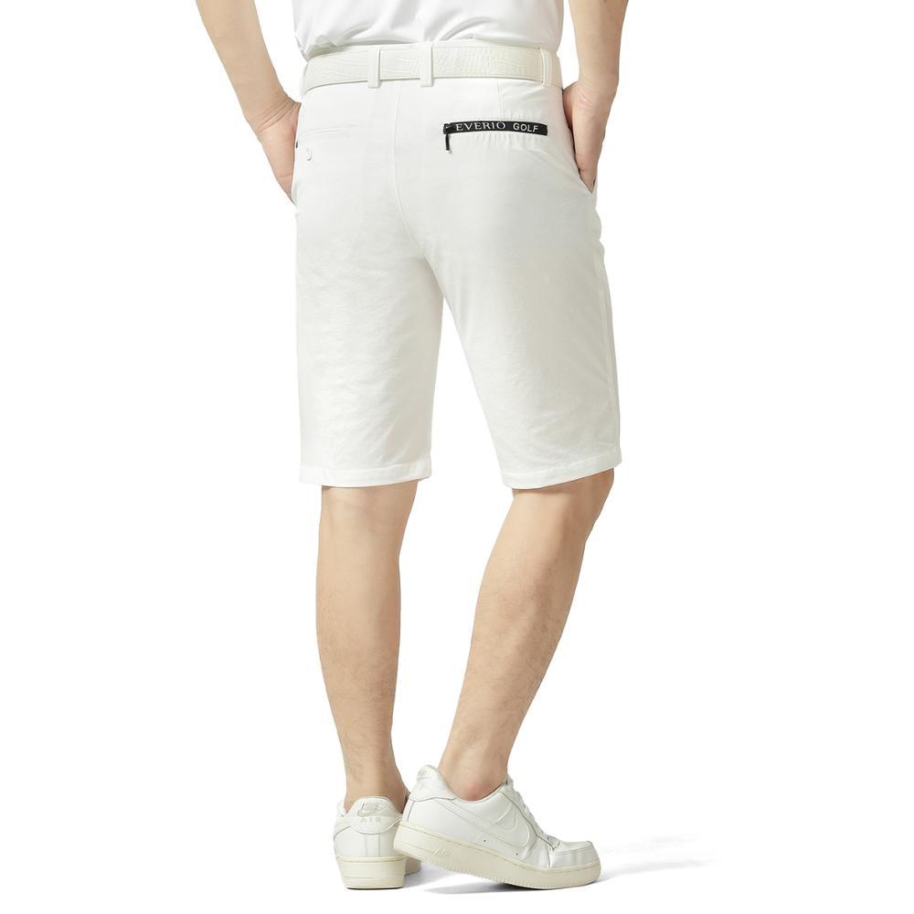 2019 hommes golf court pantalon pour été shorts séchage rapide fermeture éclair poche 7 couleurs taille XXS ~ 4XL mince golf vêtements hommes court pantalon - 2