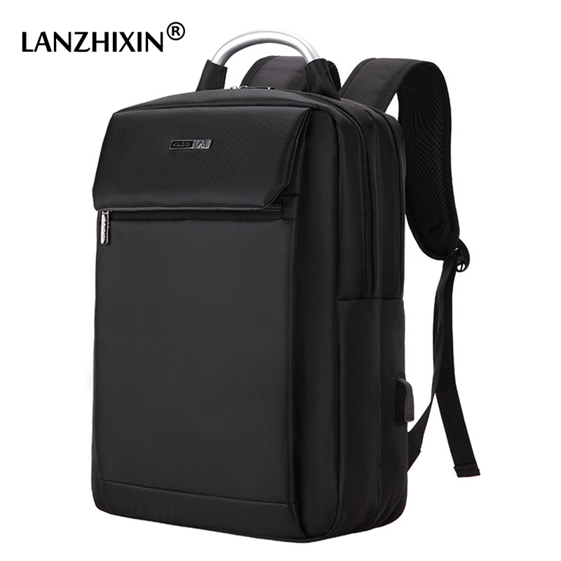 New Laptop Backpack 16inch Multifunction External USB Charge Computer Backpacks Bags for Men Women Teenager Travel Bag BD-226