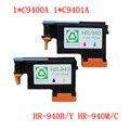Frete grátis 2 PCS 1 CONJUNTO de Trabalho excelente cabeça de impressão para HP940 C4901A C4900A para hp 940 da cabeça de impressão Para HP 8000 8500 de impressora