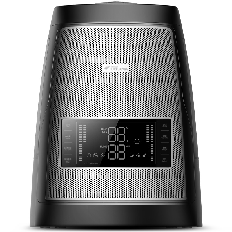 Delmar Top Quanlity Humidifier Anion Intelligent Mute 6.2L High Capacity Office Air Purification Humidifier Aroma Mist Maker salter air fryer home high capacity multifunction no smoke chicken wings fries machine intelligent electric fryer