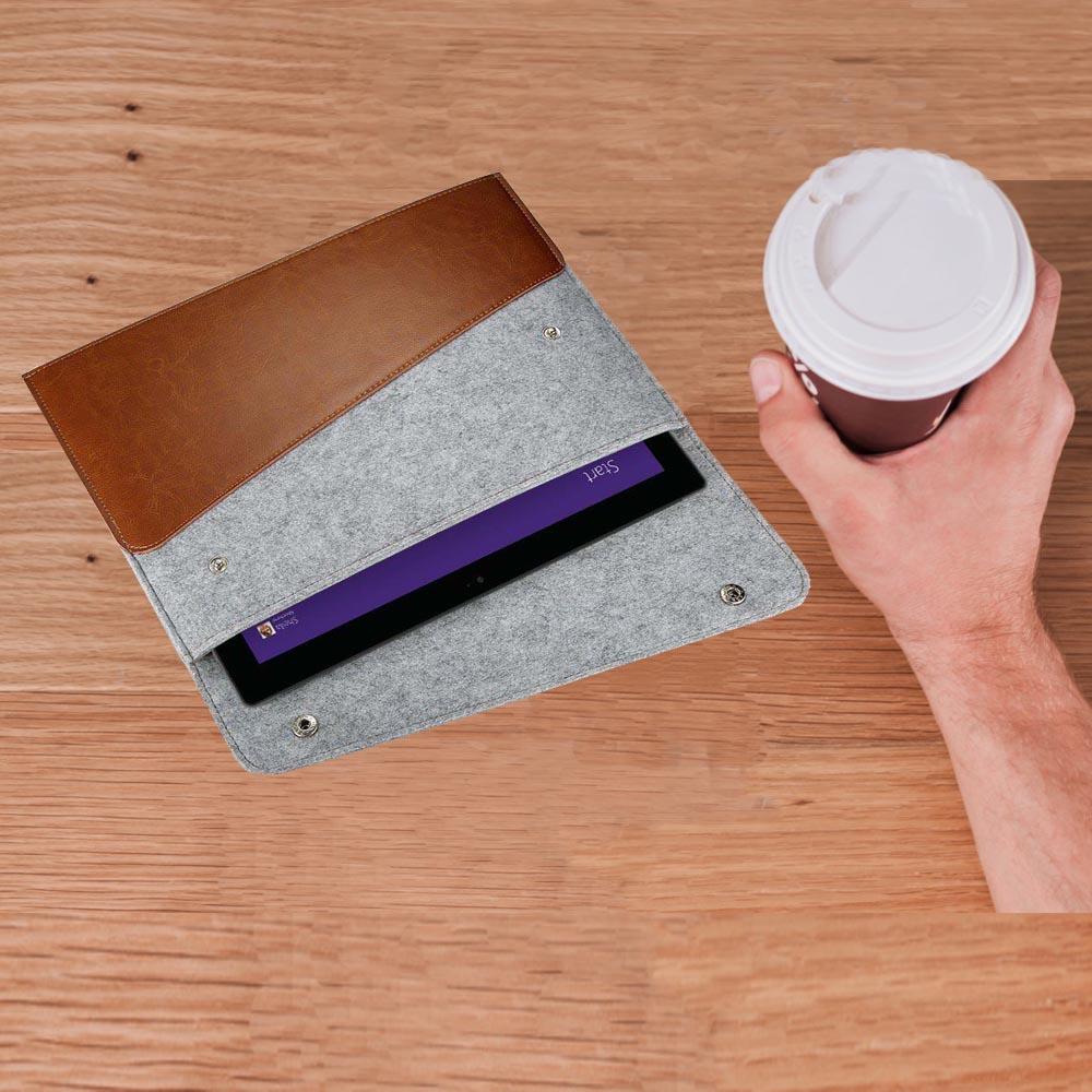 Для Surface Pro 1 2 3 4 Футляр для сумки из - Аксессуары для ноутбуков - Фотография 5