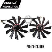 95mm Cooler Fan For MSI GTX780Ti/780/760/750Ti R9 290X/290/280X/280/270X GAMING PLD10010S12HH Cooling Fan(China)