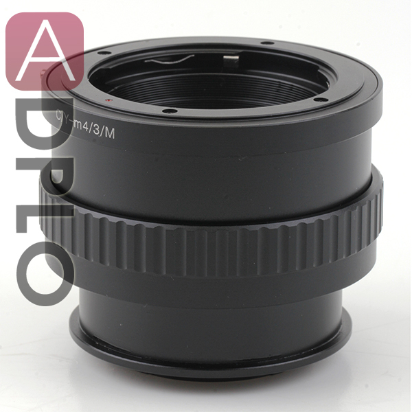 ADPLO 010859, Suit for C/Y lens - M4/3, Adjustable Macro to Infinity Adapter for Contax C/Y Lens to Suit for M4/3 Camera d880 y to 220 60v 3a 40w 2sd880 y