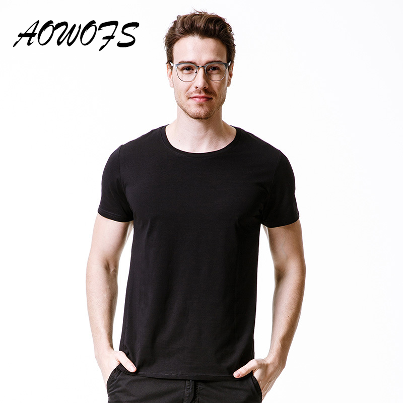Compare Prices on Plain Black T Shirts for Men- Online Shopping ...