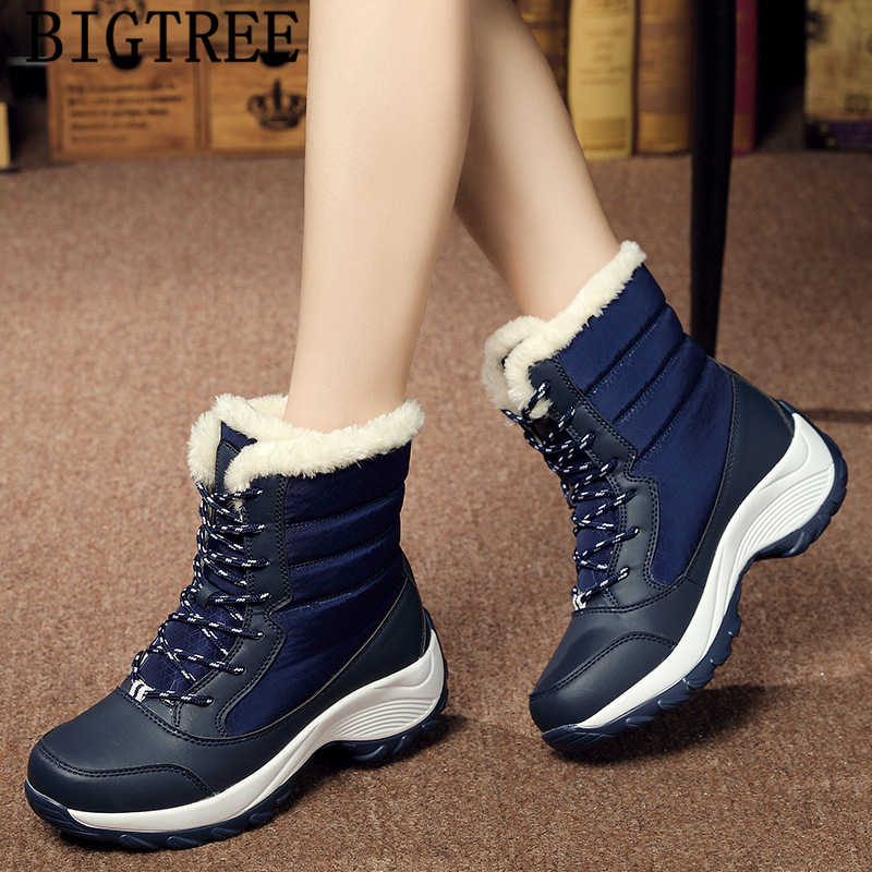 Kışlık botlar kadın rahat ayakkabılar moda yarım çizmeler kadınlar için tıknaz ayakkabı marka tasarımcısı platformu çizmeler kadın kış ayakkabı buty