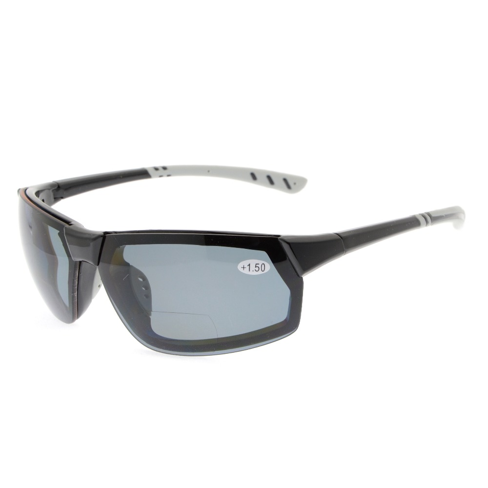 TH6157 Bifocal Eyekepper TR90 Unbreakable Sports Bifocal Sunglasses 1 0 1 5 2 0 2 5