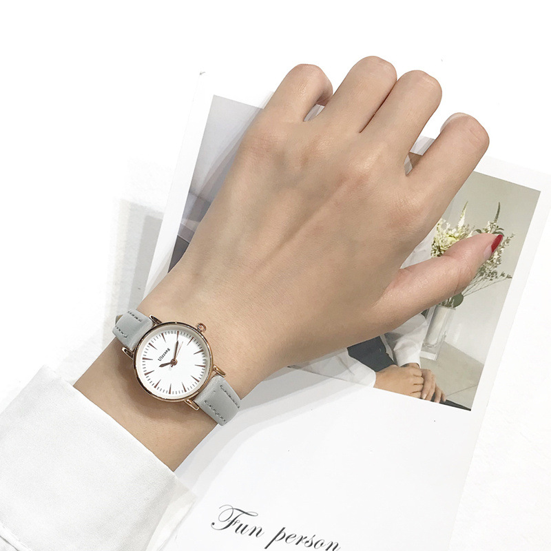 Classic Women's Fashion Quartz Watches Simple Small Women Dress Watch Ulzzang Popular Brand Luxury Ladies Wristwatches Gifts