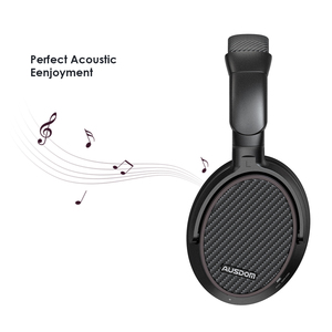 Image 5 - Ausdom ANC7S Active Noise Cancelling Wireless Headphones Bluetooth Headset with Mic Pure Sound for TV Sports Subway Plane