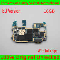 Original unlocked for Samsung Galaxy S4 i9500 Motherboard, With Android System for Samsung S4 i9500 Circuit board,Free Shipping