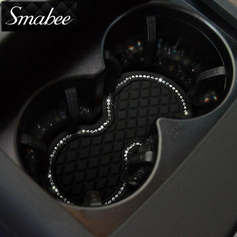 Smabee Gate Slot Pad Para audi A3 Accesorios, Tapetes - Accesorios de interior de coche - foto 2