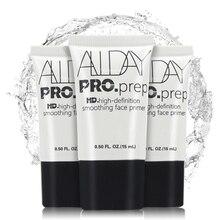 15 MLBrand Face Makeup Pro prep High Definition Smoothing Face Primer Gel Hydrating Base Primer base