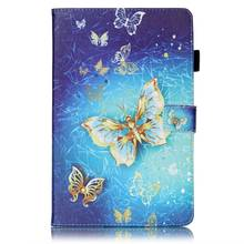 цена на XIN-MUM For Samsung Galaxy Tab A A6 10.1 2016 T585 T580 PU Leather Tablet Stand Case For Samsung Galaxy Tab E 9.6 T560 T715 T815