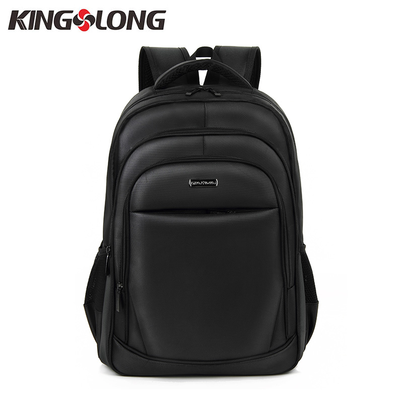 6228e48a5dbc KINGSLONG School Backpack Laptop 15.6 Inch Computer Bag for Men Durable  Male Backpack Repellent Shoulder Bag Black KLB1131350 6-in Backpacks from  Luggage ...