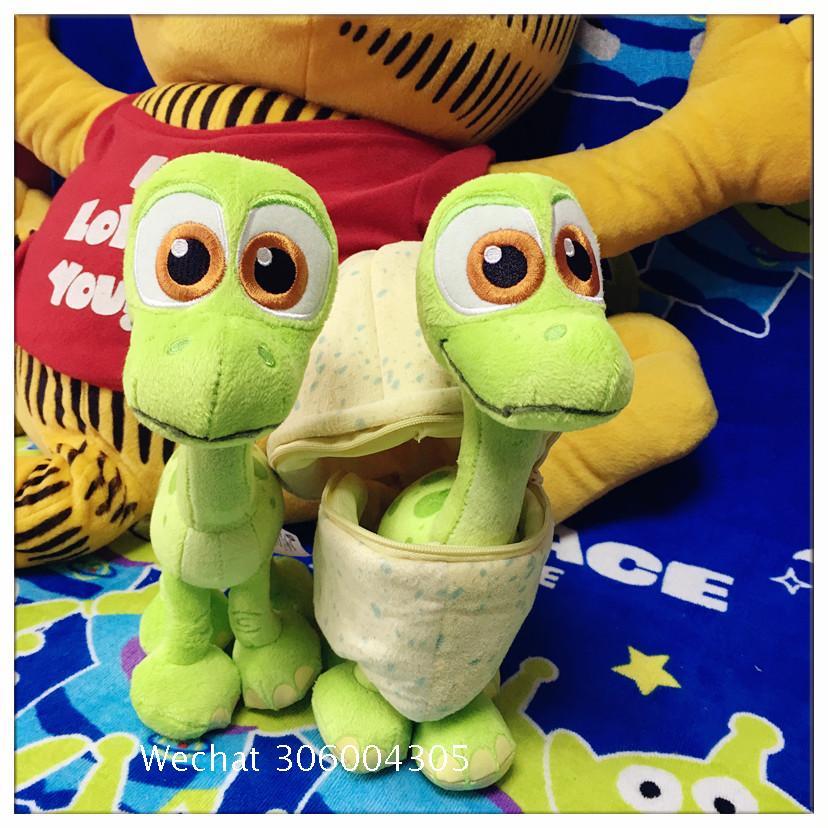 godis guo! super söt plysch leksak docka Den goda dinosaurfilmen stora ögon Arlo ägg äggskal kreativ födelsedag julklapp 1pc