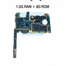 1 шт. для samsung Galaxy Mega 6,3 GT i9200 WCDMA 1,5 ГБ ОЗУ 8 Гб ПЗУ Материнская плата логическая плата замена б/у