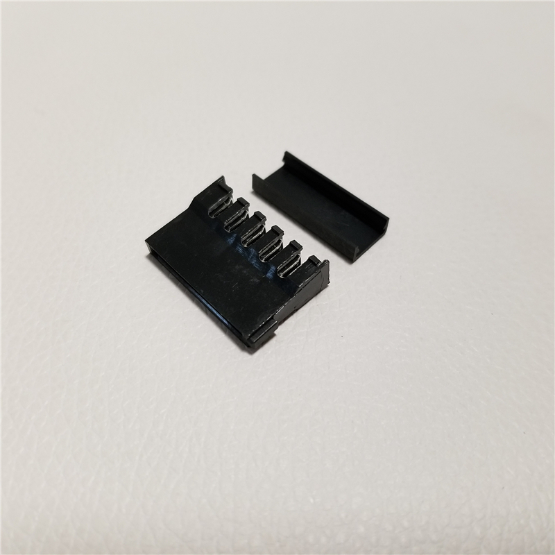 100set HDD SSD Hard Disk Drive SATA Power Supply Cable Adapter Connector Jack Flat & High Cover Shape for PC DIY(China)