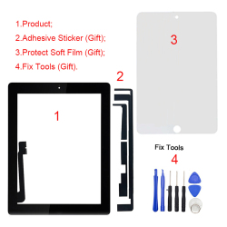 1Pcs For iPad 3 3rd Gen A1416 A1430 A1403 9.7